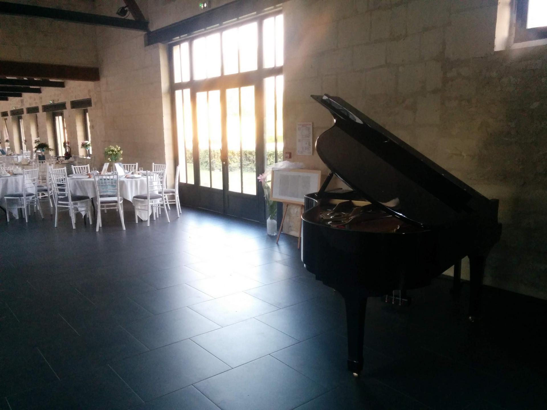 Mariage - Domaine de Sainte Claire